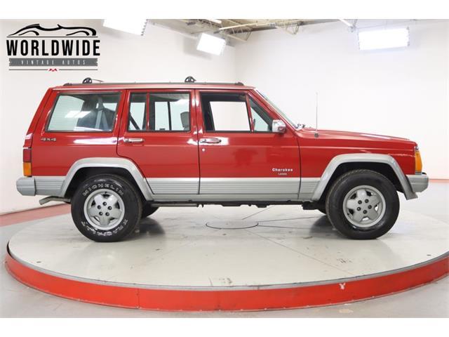 1992 Jeep Cherokee (CC-1429925) for sale in Denver , Colorado