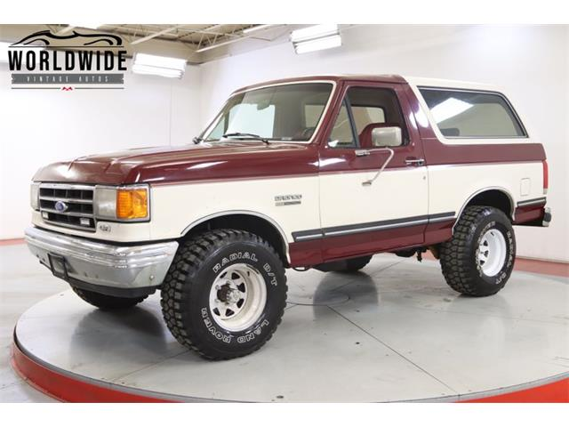 1989 Ford Bronco (CC-1429928) for sale in Denver , Colorado