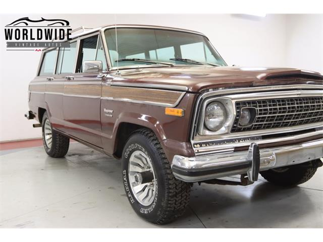 1976 Jeep Wagoneer (CC-1429929) for sale in Denver , Colorado