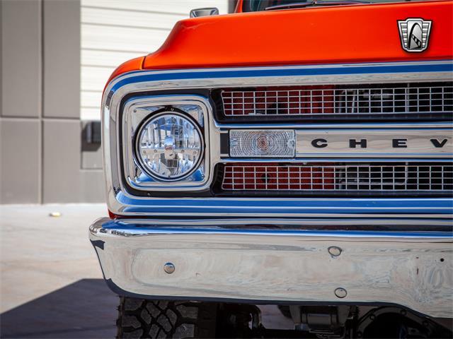1971 Chevrolet K-10 (CC-1429931) for sale in O'Fallon, Illinois