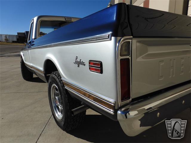 1969 Chevrolet C20 (CC-1429944) for sale in O'Fallon, Illinois