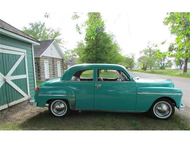 1949 Plymouth Special Deluxe (CC-1429945) for sale in Cadillac, Michigan