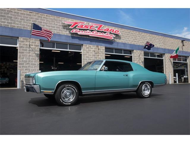 1970 Chevrolet Monte Carlo (CC-1429947) for sale in St. Charles, Missouri