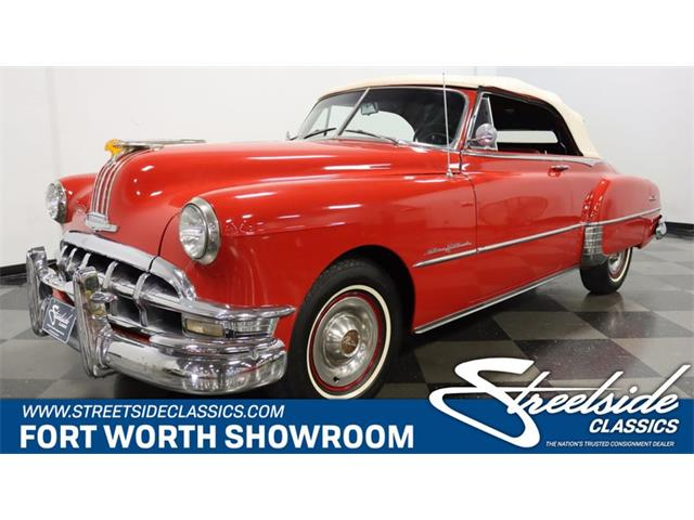 1950 Pontiac Silver Streak (CC-1420996) for sale in Ft Worth, Texas