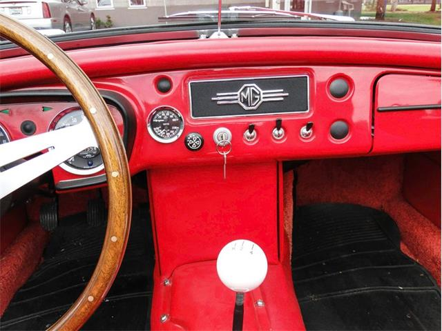 1964 MG MGB (CC-1429960) for sale in Palmetto, Florida