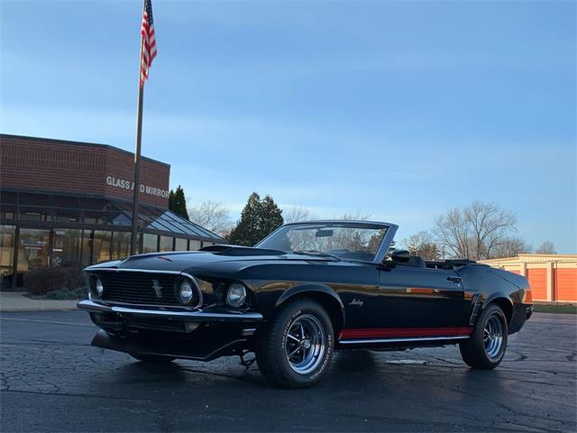 1969 Ford Mustang (CC-1429964) for sale in Geneva, Illinois