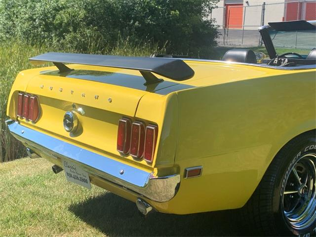 1969 Ford Mustang (CC-1429969) for sale in Geneva, Illinois