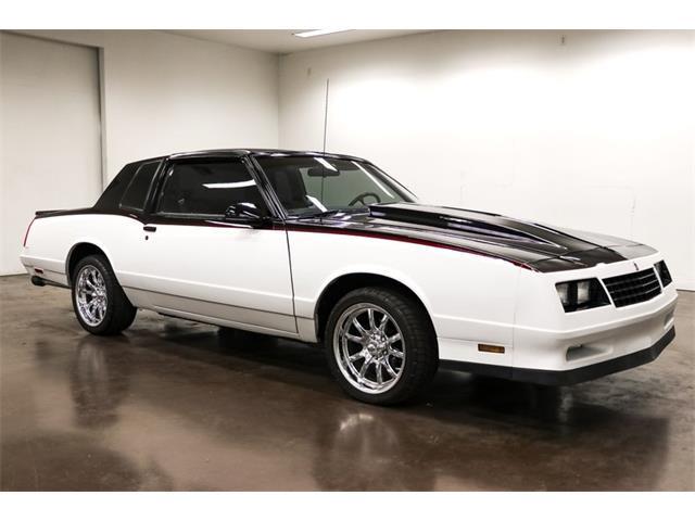 1987 Chevrolet Monte Carlo (CC-1429985) for sale in Sherman, Texas