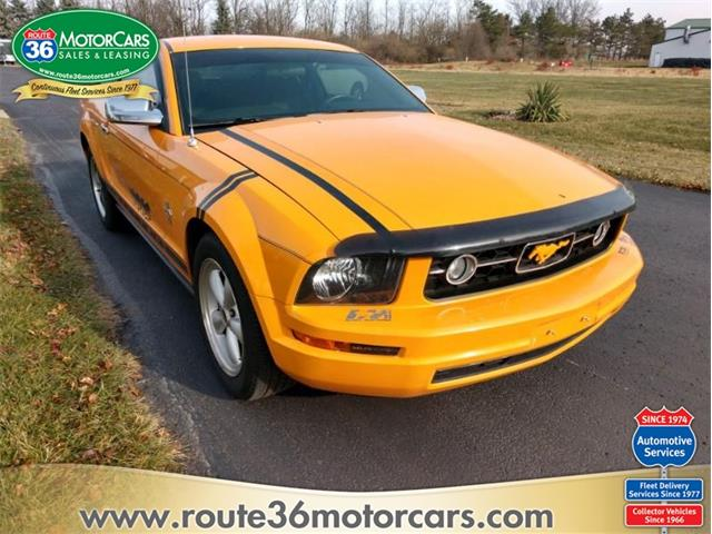 2008 Ford Mustang (CC-1429989) for sale in Dublin, Ohio