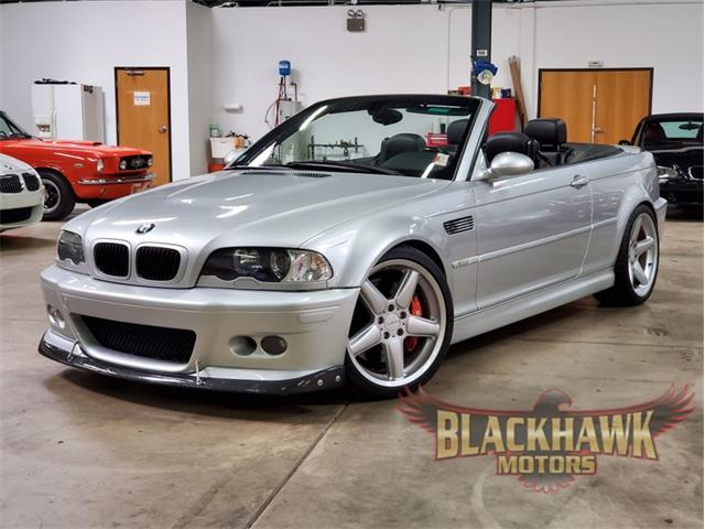 2001 BMW M3 (CC-1430000) for sale in Gurnee, Illinois