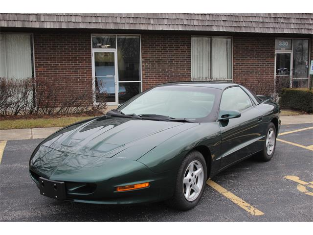 1995 Pontiac Firebird Formula (CC-1431000) for sale in Lake Zurich, Illinois