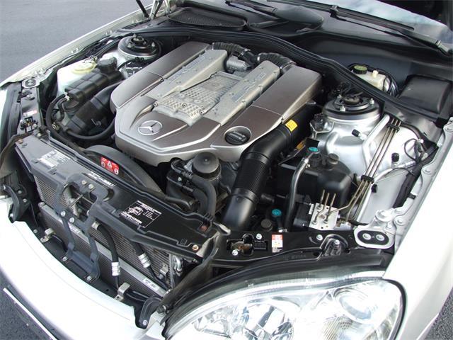 2003 Mercedes-Benz S55 (CC-1431010) for sale in North Canton, Ohio