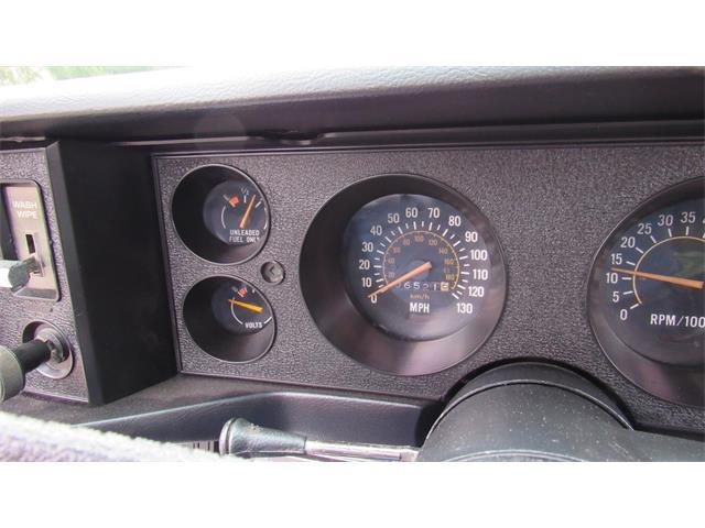 1979 Chevrolet Camaro (CC-1431021) for sale in Milford, Ohio