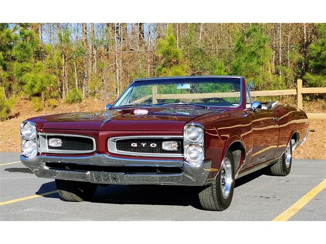 1966 Pontiac GTO (CC-1431026) for sale in Cumming , Georgia