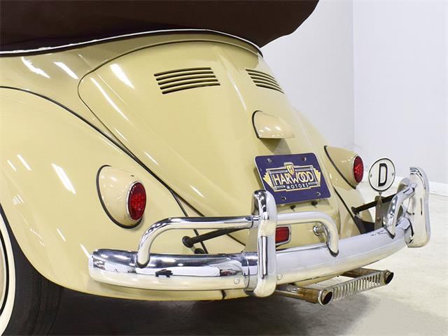 1958 Volkswagen Beetle (CC-1431032) for sale in Macedonia, Ohio