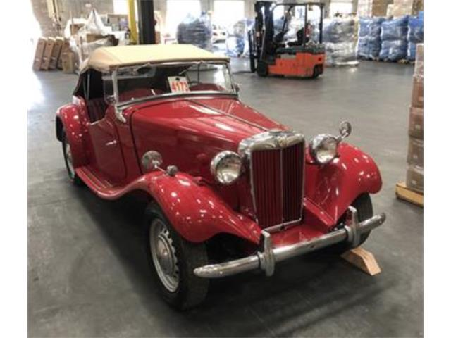1951 MG MGB (CC-1431033) for sale in Los Angeles, California