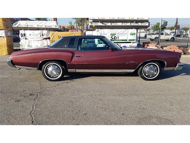 1973 Chevrolet Monte Carlo (CC-1431037) for sale in North Hollywood, California