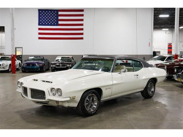 1971 Pontiac GTO (CC-1431053) for sale in Kentwood, Michigan