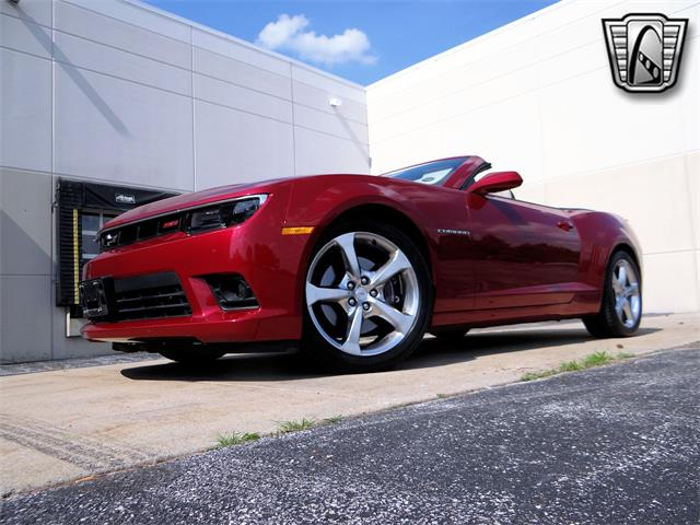2015 Chevrolet Camaro (CC-1431062) for sale in O'Fallon, Illinois