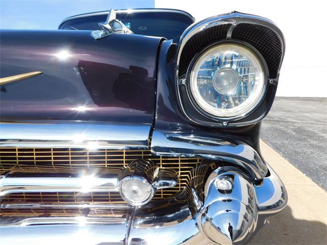 1957 Chevrolet Bel Air (CC-1431067) for sale in O'Fallon, Illinois