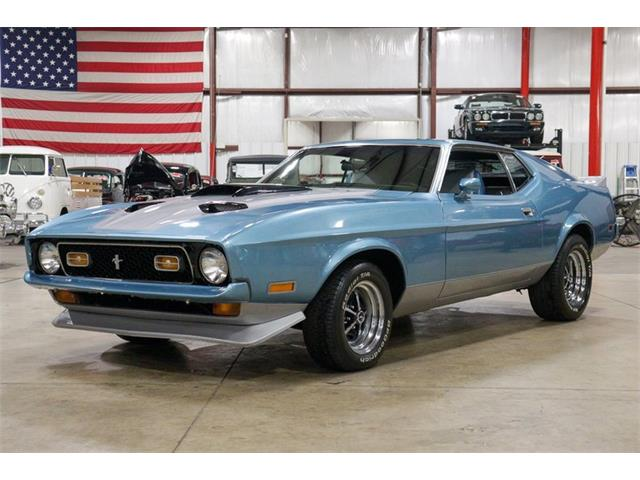 1971 Ford Mustang (CC-1431068) for sale in Kentwood, Michigan