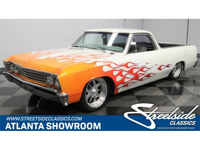 1967 Chevrolet El Camino (CC-1430107) for sale in Lithia Springs, Georgia
