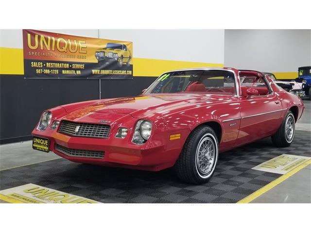 1981 Chevrolet Camaro (CC-1431079) for sale in Mankato, Minnesota
