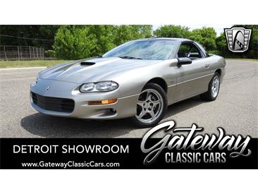 1999 Chevrolet Camaro (CC-1431082) for sale in O'Fallon, Illinois