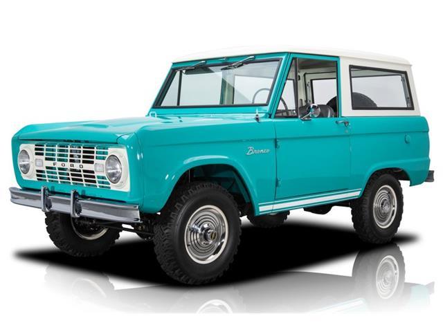 1966 Ford Bronco (CC-1431090) for sale in Charlotte, North Carolina