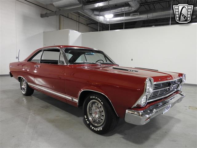 1966 Ford Fairlane (CC-1431091) for sale in O'Fallon, Illinois