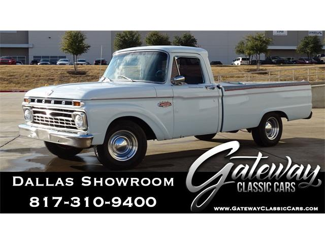 1966 Ford F100 (CC-1431104) for sale in O'Fallon, Illinois