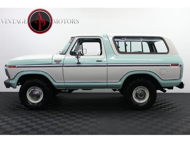 1978 Ford Bronco (CC-1431112) for sale in Statesville, North Carolina