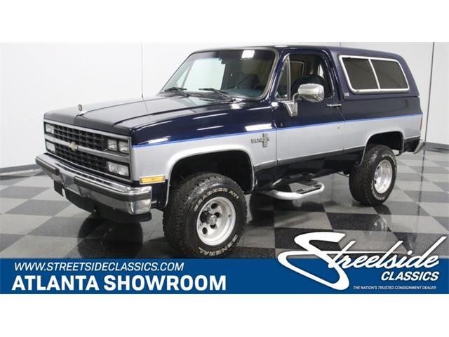 1989 Chevrolet Blazer (CC-1430112) for sale in Lithia Springs, Georgia