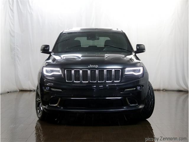 2015 Jeep Grand Cherokee (CC-1431125) for sale in Addison, Illinois