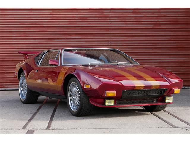 1973 De Tomaso Pantera (CC-1431134) for sale in Reno, Nevada