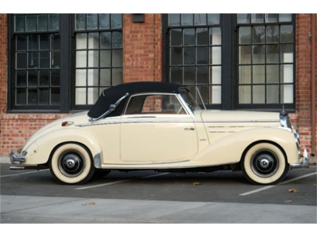 1952 Mercedes-Benz 220 (CC-1431139) for sale in Astoria, New York