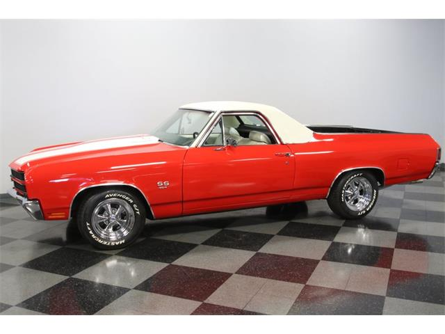 1970 Chevrolet El Camino (CC-1430114) for sale in Lutz, Florida