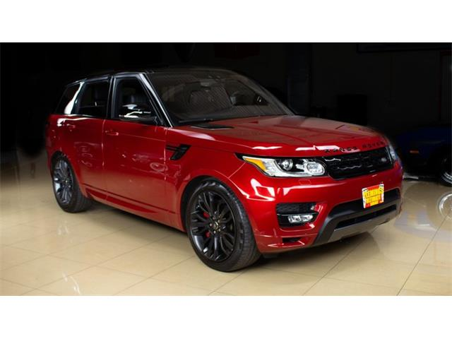 2017 Land Rover Range Rover (CC-1431142) for sale in Rockville, Maryland