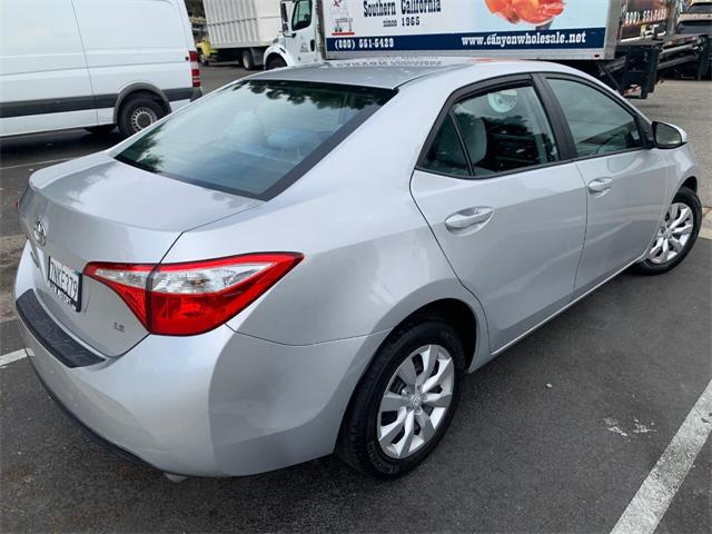 2015 Toyota Corolla (CC-1431145) for sale in Thousand Oaks, California