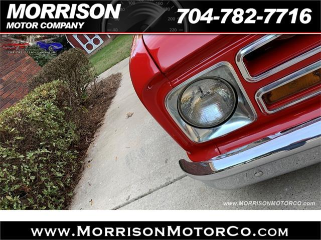 1967 Chevrolet C/K 10 (CC-1431149) for sale in Concord, North Carolina