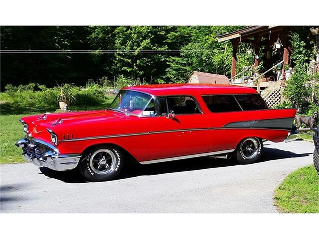 1957 Chevrolet Nomad (CC-1431152) for sale in Galway, New York