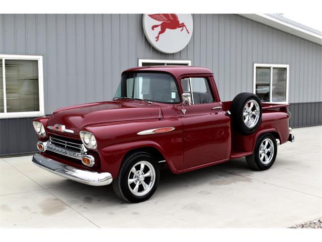 1958 Chevrolet 3100 (CC-1431158) for sale in Greene, Iowa