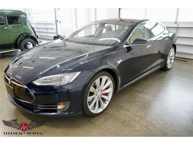 2014 Tesla Model S (CC-1431167) for sale in Rowley, Massachusetts