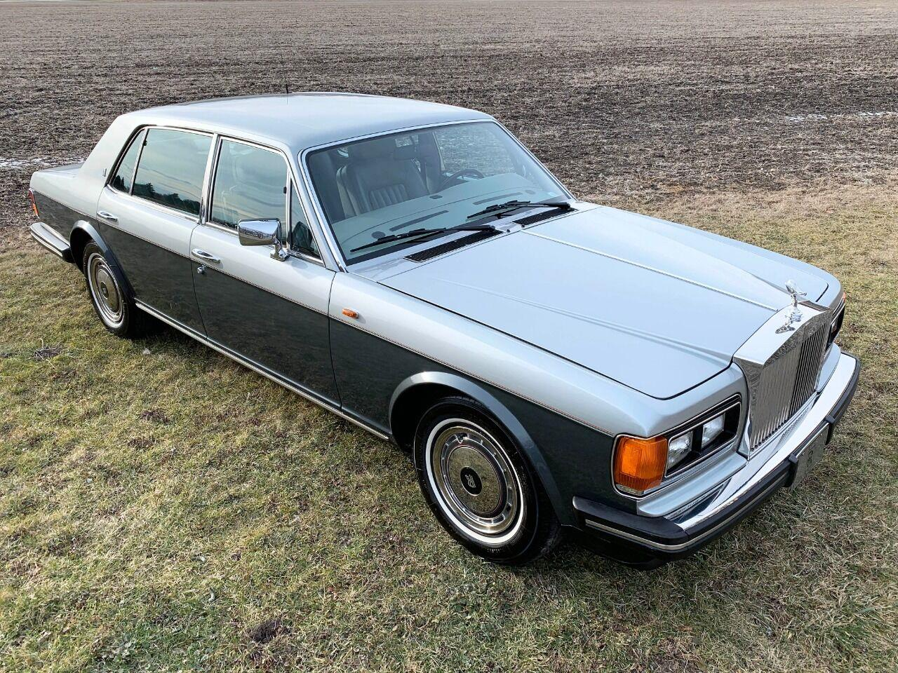1990 Rolls-Royce Silver Spur