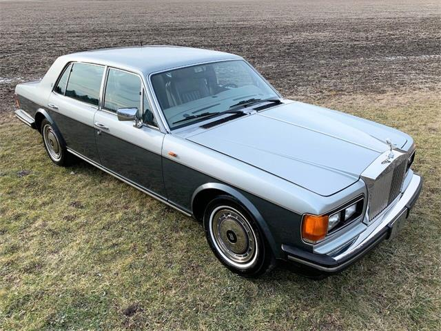 1990 Rolls-Royce Silver Spur (CC-1431172) for sale in Carey, Illinois