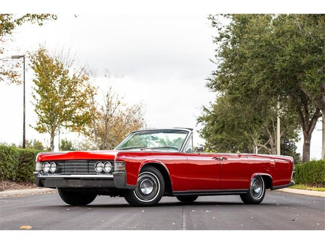 1965 Lincoln Continental (CC-1430012) for sale in Orlando, Florida