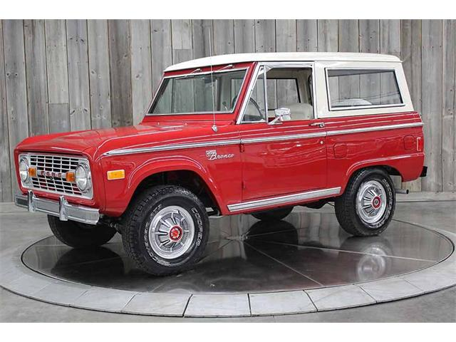 1977 Ford Bronco (CC-1431204) for sale in Bettendorf, Iowa