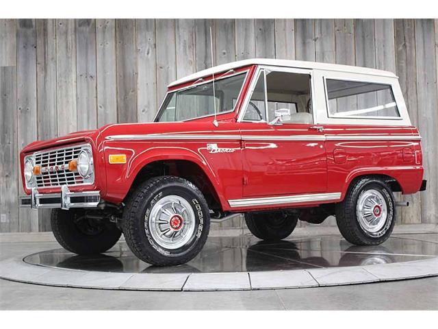 1977 Ford Bronco (CC-1431204) for sale in Bettendorf, Iowa