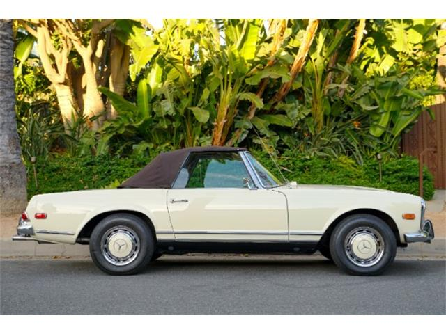 1969 Mercedes-Benz 280SL (CC-1430121) for sale in Beverly Hills, California