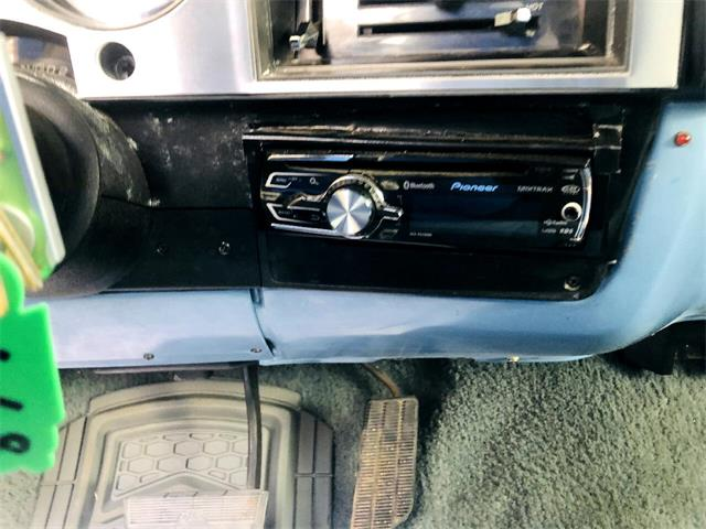 1987 Chevrolet Pickup (CC-1431215) for sale in Wilson, Oklahoma